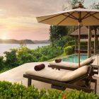 eaview Pool Villa at the Naka Island