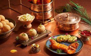 Golgappa Shots & Tandoori Lobster